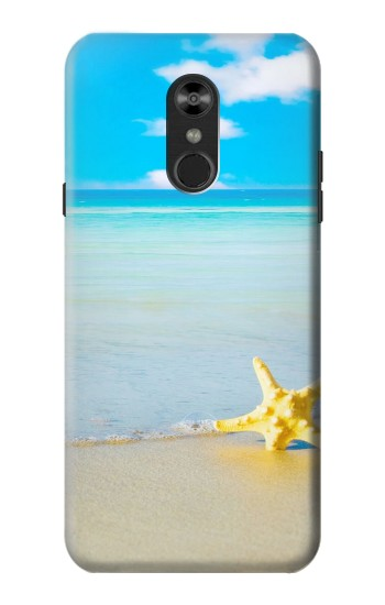 Printed Relax at the Beach LG Q Stylo 4, LG Q Stylus Case