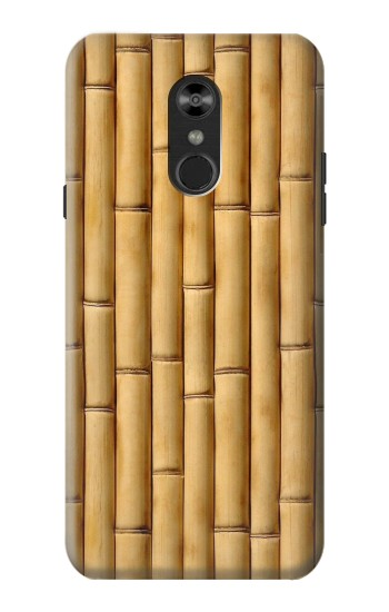 Printed Bamboo Graphic Printed LG Q Stylo 4, LG Q Stylus Case