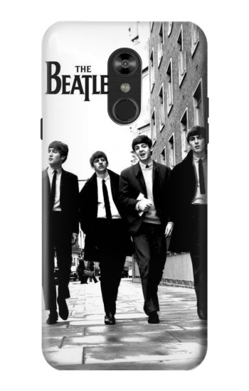 Printed The Beatles in London LG Q Stylo 4, LG Q Stylus Case
