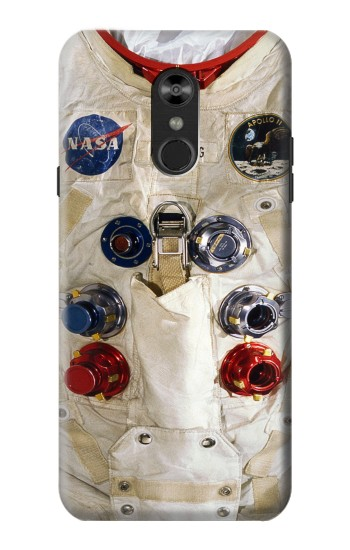 Printed Neil Armstrong White Astronaut Spacesuit LG Q Stylo 4, LG Q Stylus Case