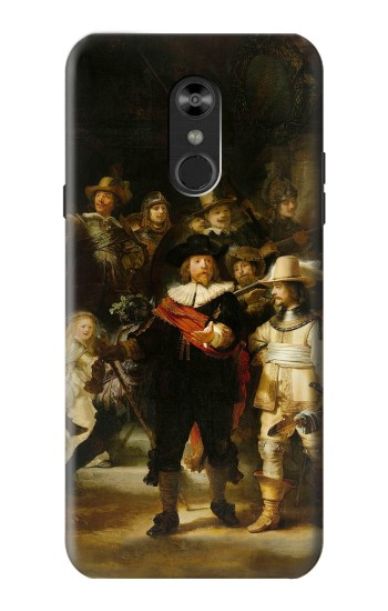 Printed The Night Watch Rembrandt LG Q Stylo 4, LG Q Stylus Case