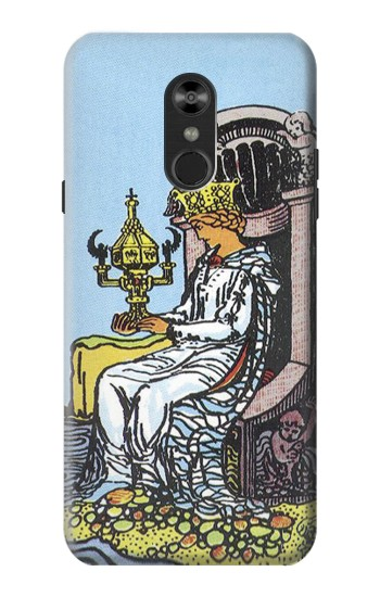 Printed Tarot Card Queen of Cups LG Q Stylo 4, LG Q Stylus Case