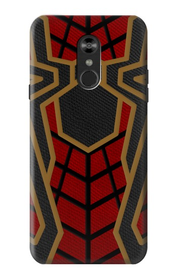 Printed Spiderman Inspired Costume LG Q Stylo 4, LG Q Stylus Case