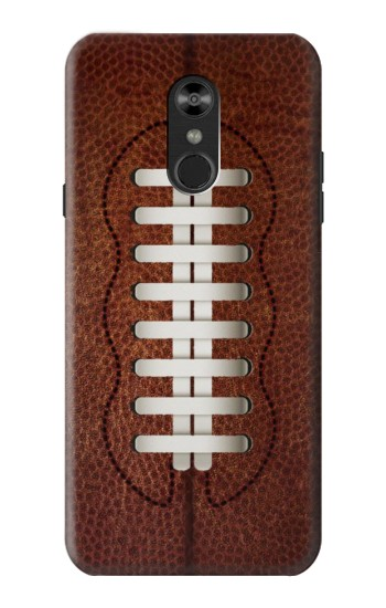 Printed Leather Vintage Football LG Q Stylo 4, LG Q Stylus Case