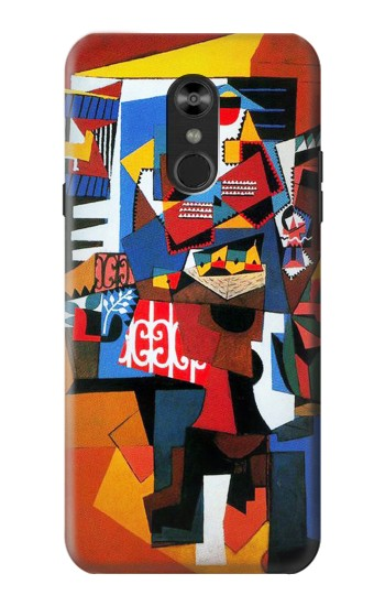 Printed Picasso The Bird Cage LG Q Stylo 4, LG Q Stylus Case