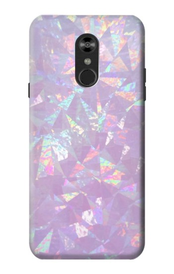 Printed Iridescent Holographic Photo Printed LG Q Stylo 4, LG Q Stylus Case