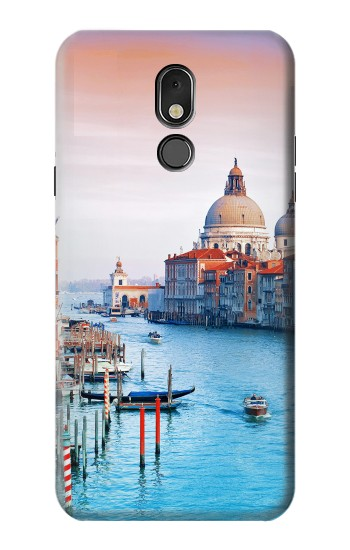 Printed Beauty of Venice Italy LG Stylo 5 Case