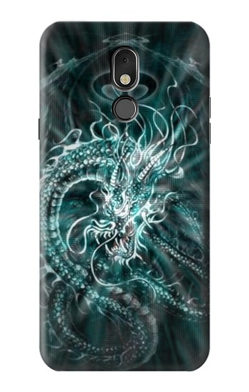 Printed Digital Chinese Dragon LG Stylo 5 Case