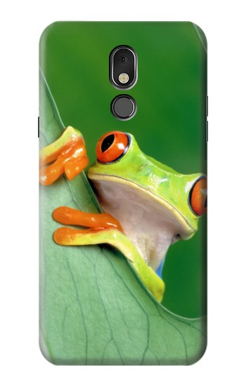 Printed Little Frog LG Stylo 5 Case