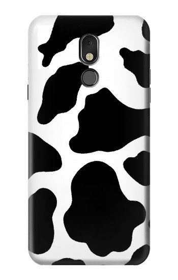 Printed Seamless Cow Pattern LG Stylo 5 Case