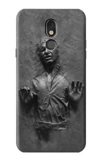 Printed Han Solo Frozen in Carbonite LG Stylo 5 Case