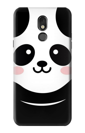 Printed Cute Panda Cartoon LG Stylo 5 Case