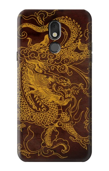 Printed Chinese Dragon LG Stylo 5 Case