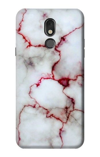 Printed Bloody Marble LG Stylo 5 Case