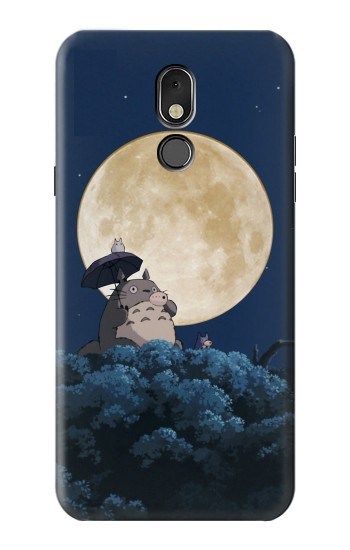 Printed Totoro Ocarina Moon Night LG Stylo 5 Case