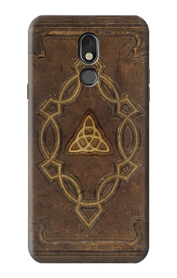 Printed Spell Book Cover LG Stylo 5 Case