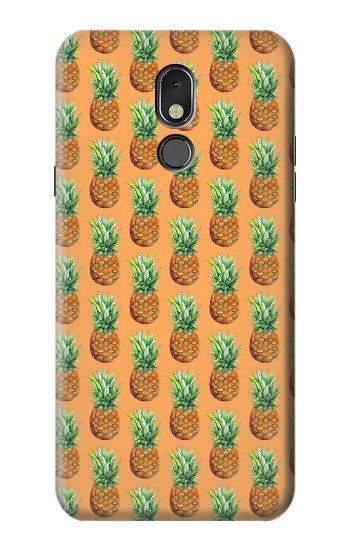 Printed Pineapple Pattern LG Stylo 5 Case