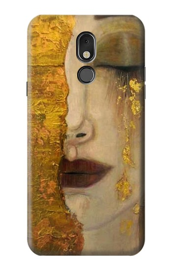 Printed Gustav Klimt Golden Tears LG Stylo 5 Case