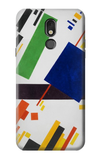Printed Kazimir Malevich Suprematist Composition LG Stylo 5 Case