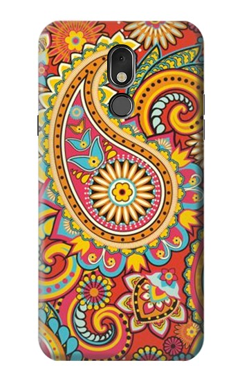 Printed Floral Paisley Pattern Seamless LG Stylo 5 Case
