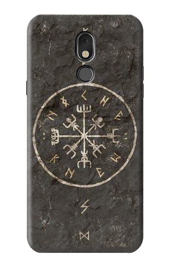 Printed Norse Ancient Viking Symbol LG Stylo 5 Case