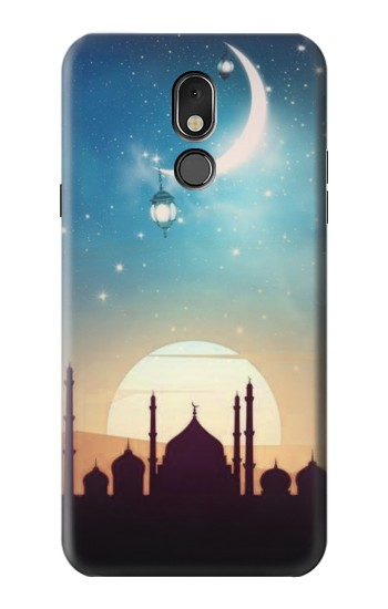 Printed Islamic Sunset LG Stylo 5 Case
