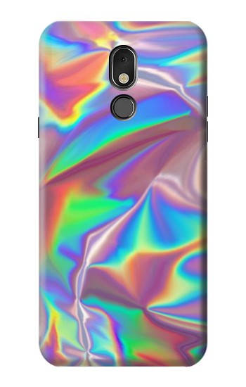Printed Holographic Photo Printed LG Stylo 5 Case