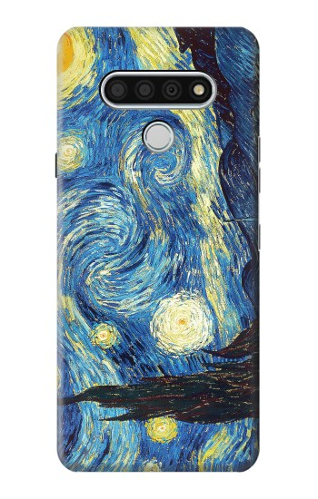 Printed Van Gogh Starry Nights LG Stylo 6 Case