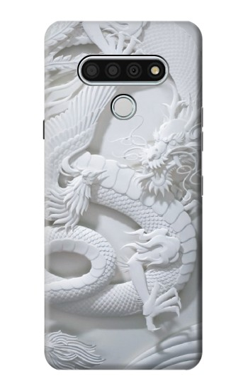 Printed Dragon Carving LG Stylo 6 Case
