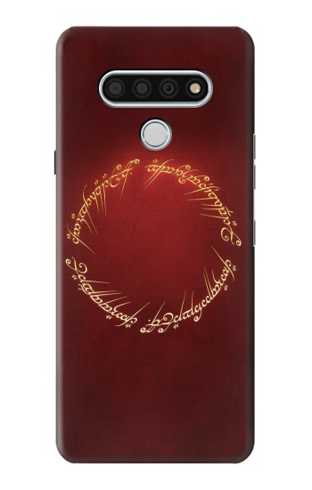 Printed Lord of the Ring LG Stylo 6 Case