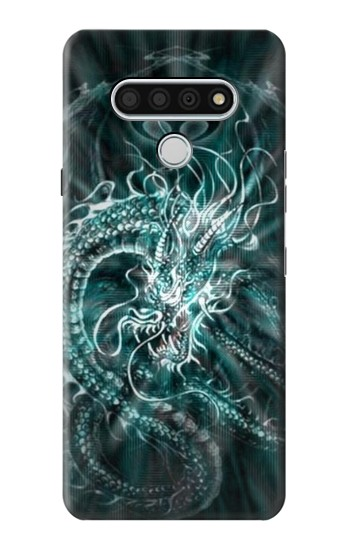 Printed Digital Chinese Dragon LG Stylo 6 Case