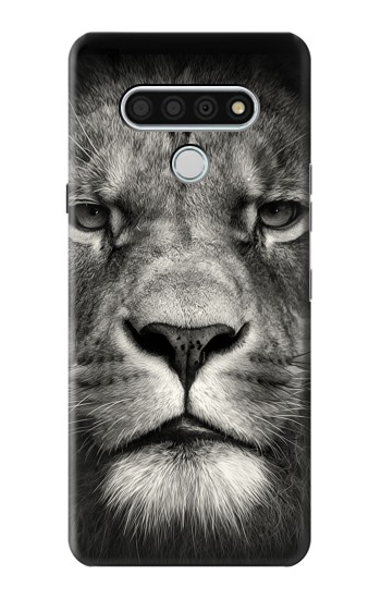 Printed Lion Face LG Stylo 6 Case