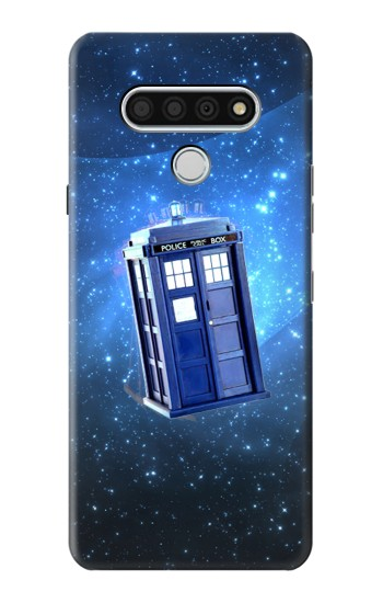 Printed Doctor Who Tardis LG Stylo 6 Case