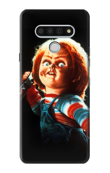 Printed Chucky With Knife LG Stylo 6 Case