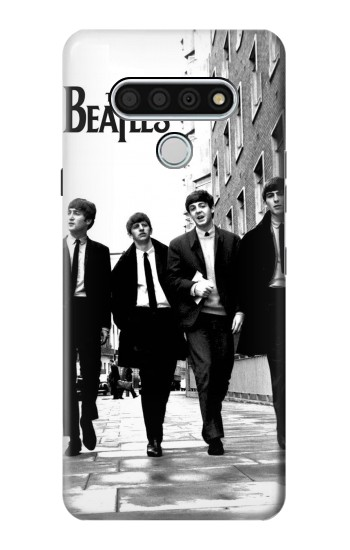 Printed The Beatles in London LG Stylo 6 Case