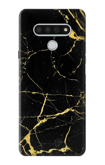 Printed Gold Marble Graphic Printed LG Stylo 6 Case