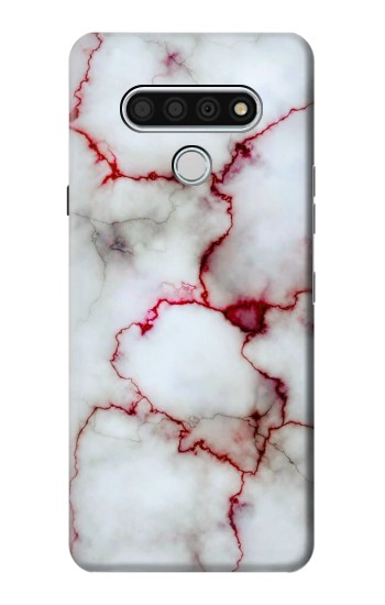 Printed Bloody Marble LG Stylo 6 Case