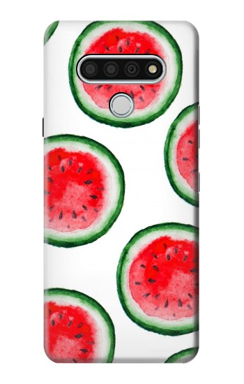 Printed Watermelon Pattern LG Stylo 6 Case