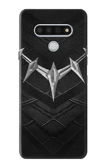 Printed Black Panther Inspired Costume Necklace LG Stylo 6 Case
