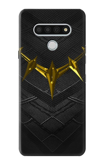 Printed Black Panther Inspired Costume Gold Necklace LG Stylo 6 Case