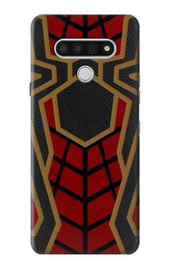 Printed Spiderman Inspired Costume LG Stylo 6 Case