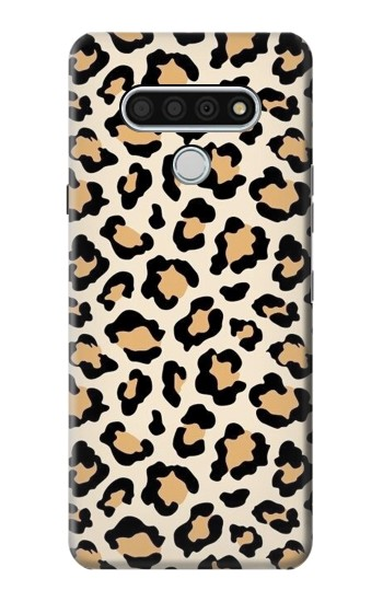 Printed Fashionable Leopard Seamless Pattern LG Stylo 6 Case