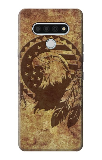 Printed Carpet Motif LG Stylo 6 Case