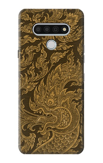 Printed Thai Art Naga LG Stylo 6 Case