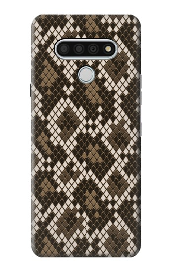 Printed Seamless Snake Skin Pattern Graphic LG Stylo 6 Case