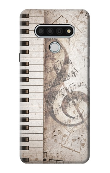 Printed Music Note LG Stylo 6 Case