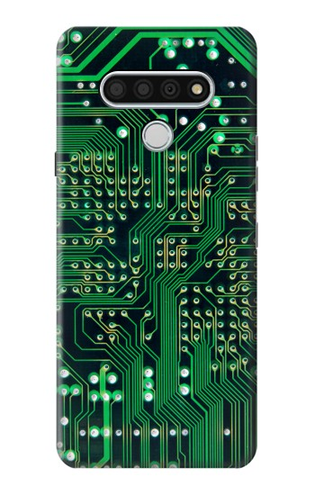Printed Electronics Board Circuit Graphic LG Stylo 6 Case