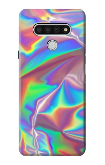 Printed Holographic Photo Printed LG Stylo 6 Case