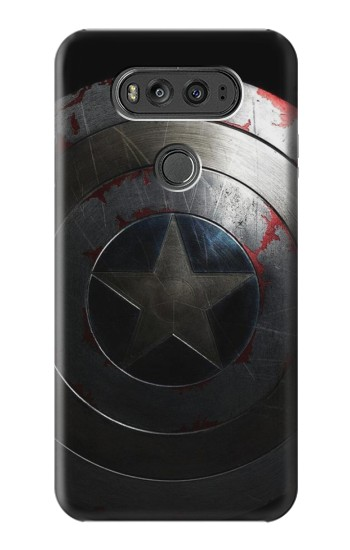 Printed Captain Shield LG G Flex 2 Case