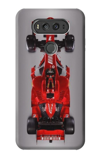 Printed Formula One Racing Car LG G Flex 2 Case